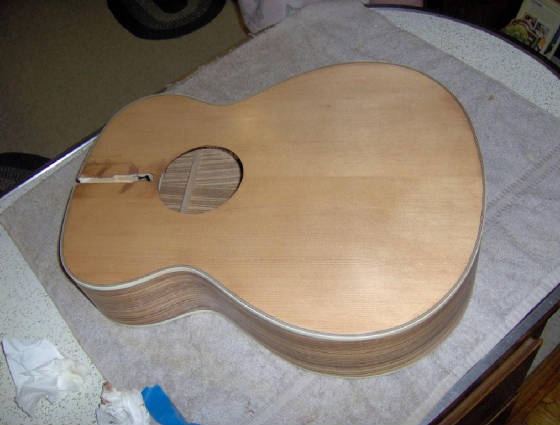acousticprojectafter1coatofstain.jpg
